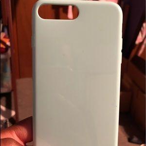 iPhone 7/8 Plus hard silicone case